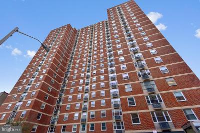 Baltimore City Condo For Sale: 1101 Saint Paul Street #605