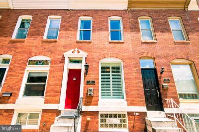Canton Townhouse For Sale: 515 S Luzerne Avenue