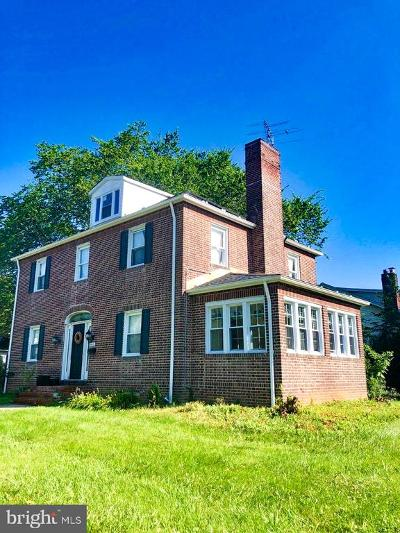 Central Park Heights Single Family Home Active Under Contract: 3400 Dorchester Road