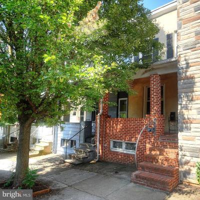 Hampden Townhouse For Sale: 3440 Elm Avenue