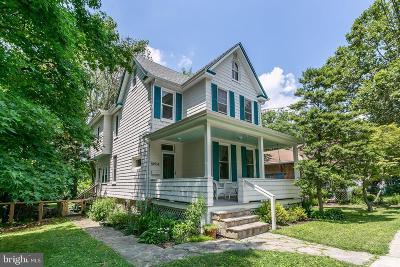 Baltimore Single Family Home For Sale: 5904 Brackenridge Avenue