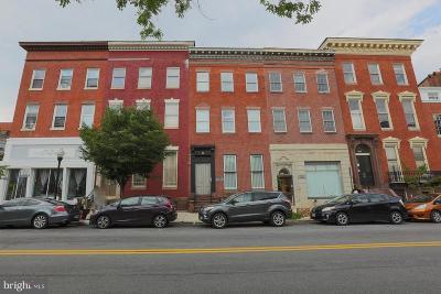 Mount Vernon Rental For Rent: 222 Monument Street W #301