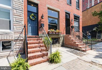 Canton Townhouse For Sale: 3514 O'donnell Street
