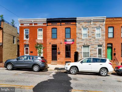 Canton Townhouse For Sale: 1003 S East Avenue