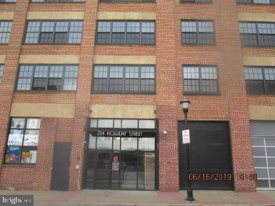 Baltimore City Condo For Sale: 234 Holliday Street #303