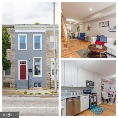 Remington Townhouse For Sale: 328 W 29th Street