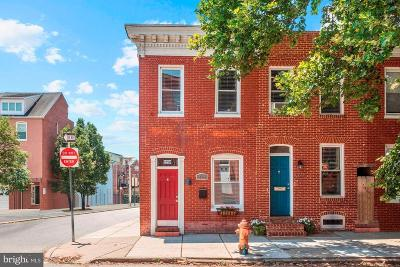 Canton Townhouse For Sale: 2329 Essex Street