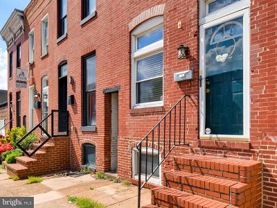 Canton Townhouse For Sale: 3110 Dillon Street