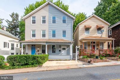 Hampden Single Family Home For Sale: 1402 Union Avenue