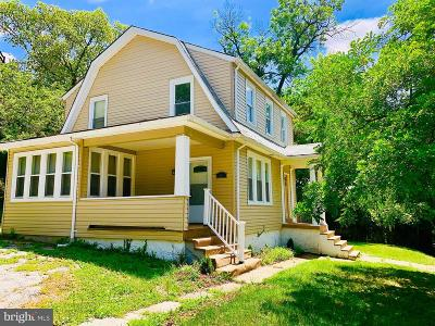 Woodberry Single Family Home For Sale: 3511 Greenspring Avenue