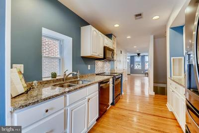 Baltimore Townhouse For Sale: 2959 Keswick Road