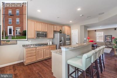 Canton Townhouse For Sale: 908 Oldham Street
