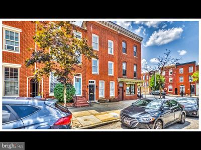 Baltimore Townhouse For Sale: 103 Warren Avenue