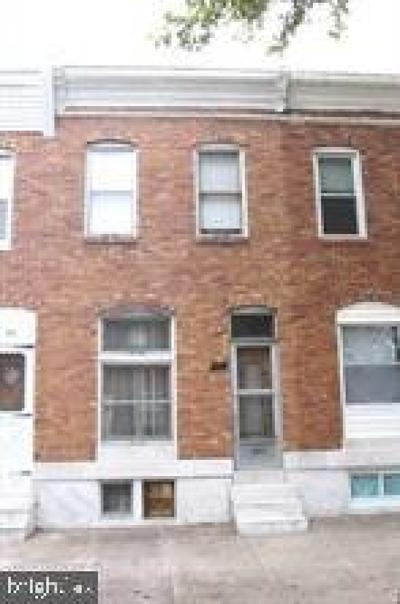 Greek Town, Greek Town Canton East, Greektown Townhouse For Sale: 343 S Lehigh Street
