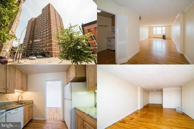 Baltimore City Condo For Sale: 1101 Saint Paul Street #1802