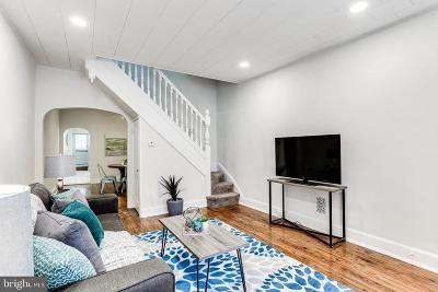 Hampden Townhouse For Sale: 830 W 34th Street