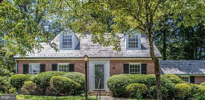 Baltimore Single Family Home For Sale: 5806 Kenmore Road
