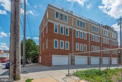 Baltimore Townhouse For Sale: 1016 S Conkling Street #A