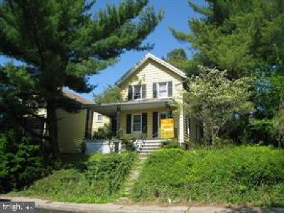 Morrell Park Single Family Home For Sale: 2802 Carroll Street