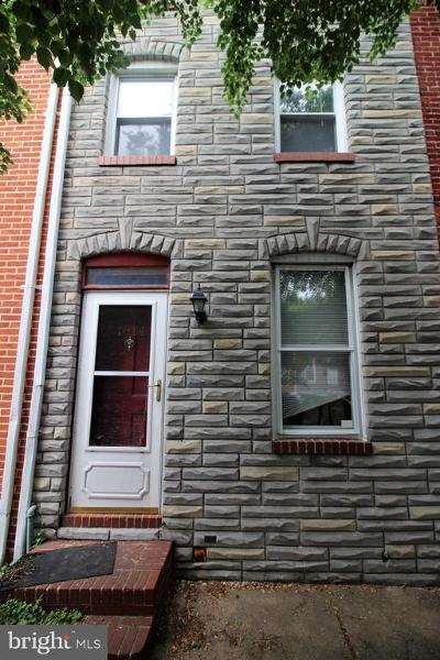 Fells Point Townhouse For Sale: 1814 Gough Street