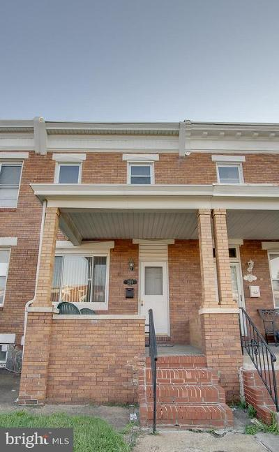 Townhouse For Sale: 2819 Lake Avenue