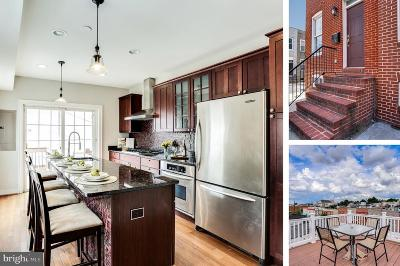 Baltimore Townhouse For Sale: 1730 Byrd Street
