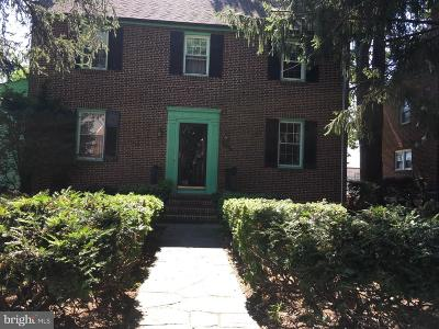 Baltimore Single Family Home For Sale: 3515 Hilton Road