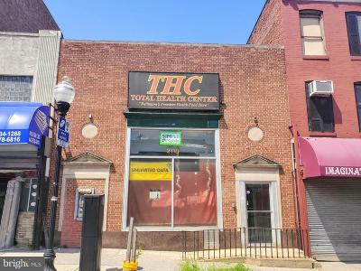 Commercial For Sale: 2118 E Monument Street