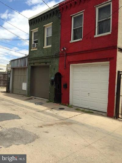 Baltimore Townhouse For Sale: 1145 Dexter Street