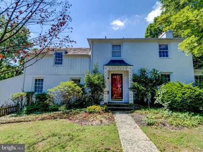 Baltimore City Single Family Home For Sale: 8 Goodale Place