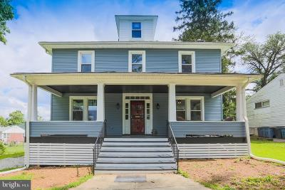Baltimore Single Family Home For Sale: 3001 Manhattan Avenue