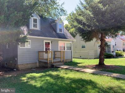 Baltimore City Single Family Home Under Contract: 5709 Belle Vista Avenue