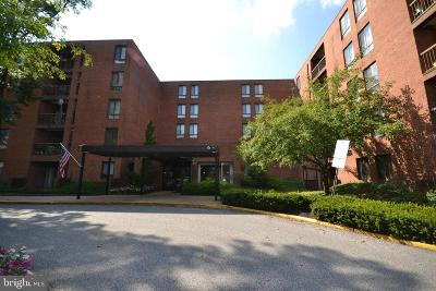 Baltimore City Condo For Sale: 6711 Park Heights Avenue #404