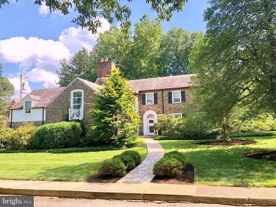 Baltimore Single Family Home For Sale: 119 Saint Dunstans Road