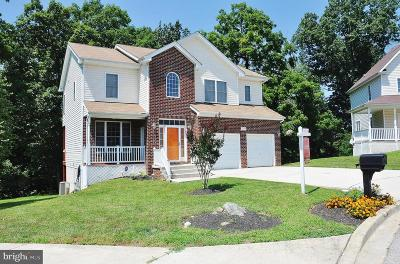 Baltimore Single Family Home For Sale: 2700 Hillsdale Road