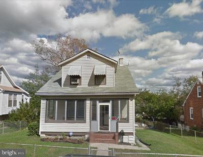 Baltimore Single Family Home For Auction: 4008 Parkwood Avenue