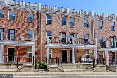 Greek Town, Greek Town Canton East, Greektown Townhouse For Sale: 4618 Dillon Place