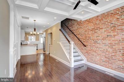 Baltimore City Rental For Rent: 143 N Kenwood Avenue