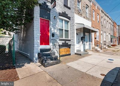 Highland Town Townhouse For Sale: 124 S Haven Street