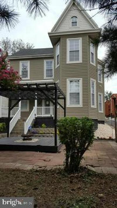 Baltimore City Rental For Rent: 3635 Greenmount Avenue