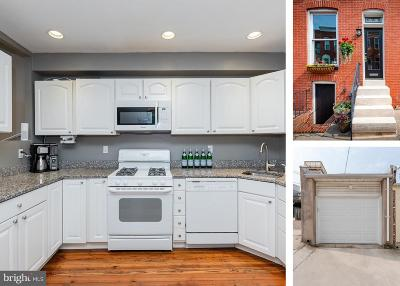 Baltimore Townhouse For Sale: 122 E Ostend Street