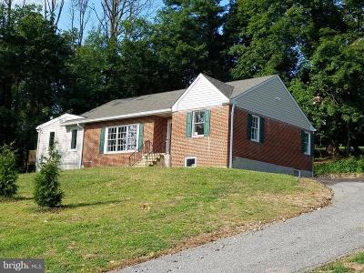 Mt Washington Single Family Home For Sale: 5538 Newbury Street