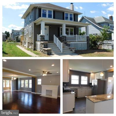Baltimore City Single Family Home For Sale: 4405 Wentworth Road