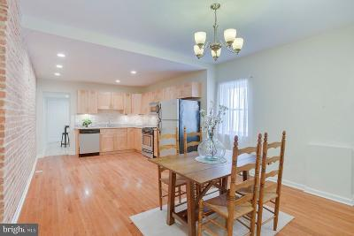 Baltimore Townhouse For Sale: 3046 Keswick Road