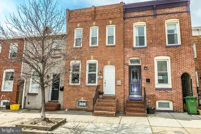 Baltimore Townhouse For Sale: 724 S Luzerne Avenue