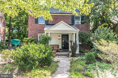 Baltimore City Single Family Home For Sale: 822 Evesham Avenue