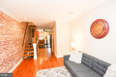 Baltimore Townhouse For Sale: 523 S Luzerne Avenue