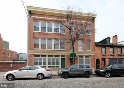 Canton, Federal Hill, Federal Hill Area, Federal Hill;, Federall Hill, Fell Point, Fells Point, Fells Point Upper, Inner Harbor Single Family Home For Sale: 702 S Wolfe Street #5