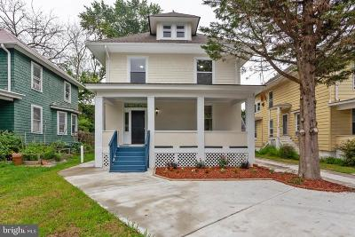 Baltimore Single Family Home For Sale: 4903 Crowson Avenue
