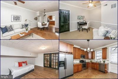 Canton Townhouse For Sale: 517 S Linwood Avenue
